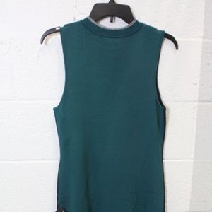 Rag & Bone Navy & Green Dress